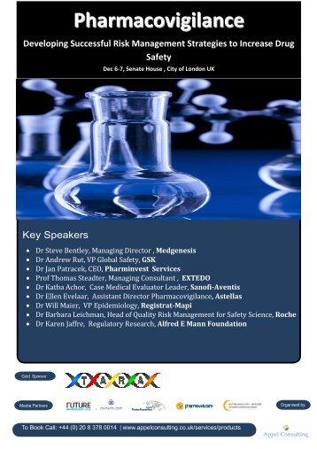 Pharmacovigilance - Extedo