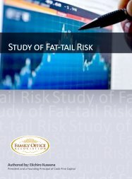 Study of Fat-tail Risk - the Family Office Association