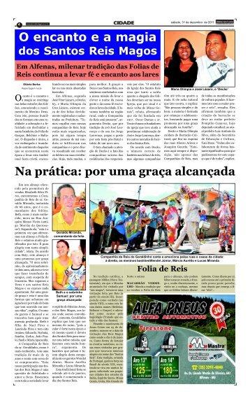 O encanto e a magia - Jornal dos Lagos