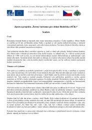 česky - CENIA, česká informační agentura životního prostředí