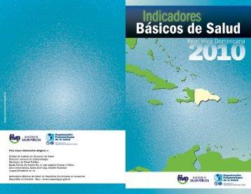 Indicadores Basicos 2010 - Biblioteca Virtual en Salud Rep ...
