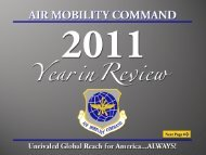 Next Page - Air Mobility Command