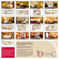 te le stanze dell'A - Active Hotel Olympic