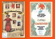 The Annual Study Weekend Cardiff University - IAML