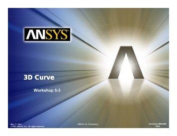 3D Curve