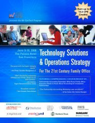 Technology Solutions & Operations Strategy - InfoGrate