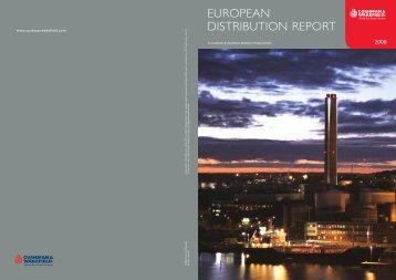 Cushman & Wakefield 2008 European Distribution report - Wallonia