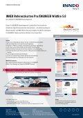 INNEO Referenzkarten Pro/ENGINEER Wildfire 5.0 - Seite 2