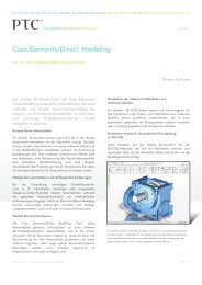 Creo Elements/Direct Modeling - Inneo