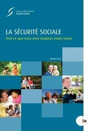 Tout ce que vous avez toujours voulu savoir sur la sécurité sociale