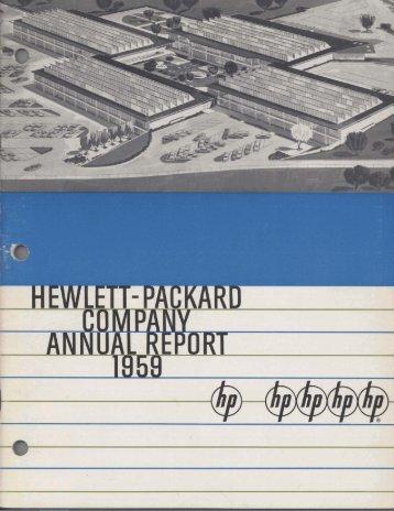 hewlett-packard - HP Computer Museum