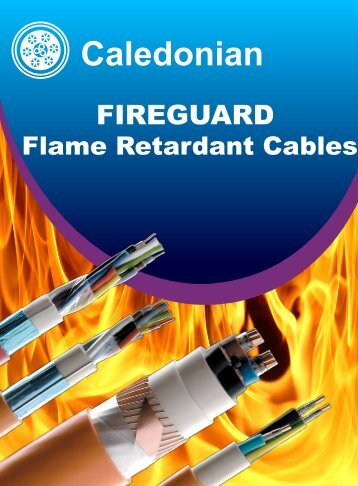 flame retardant cables
