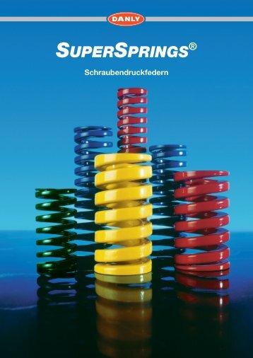 Supersprings Katalog - Danly Deutschland GmbH, 78083 Dauchingen