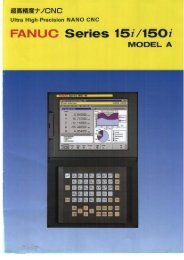Fanuc Series 15i / 150i Model A - CNC Engineering, Inc.