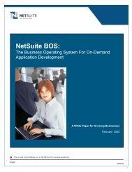 NetSuite Development - The AIS Group