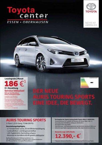 Unsere aktuellen Angebote - Toyota Center Nord