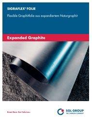 SGL SIGRAFLEx Folie - AW Schultze GmbH