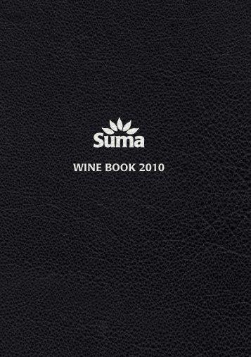 Wine Book 2010 - Suma Wholefoods