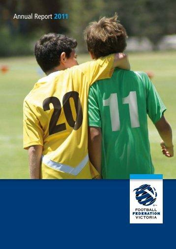Annual Report 2011 - SportingPulse