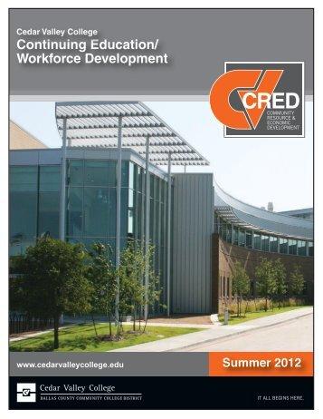 sum12ce - Cedar Valley College