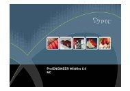 Pro/ENGINEER Wildfire 5.0 NC Production Machining - Inneo