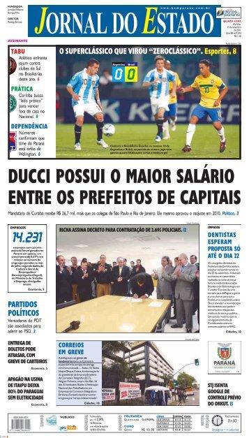 Esportes, 8 - Bem Paraná