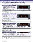 Audio Design Associates 2006/2007 Custom Installation Guide - Page 6
