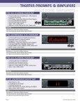 Audio Design Associates 2006/2007 Custom Installation Guide - Page 7