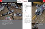 Revolution Series Grinders – Performance - Pneumatic Tools Online