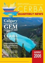 Calgary - Canada Eurasia Russia Business Association