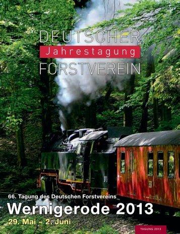 Forstvereinstagung - Uni Göttingen Blogs
