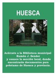 Guía Huesca - Ayuntamiento de Huesca