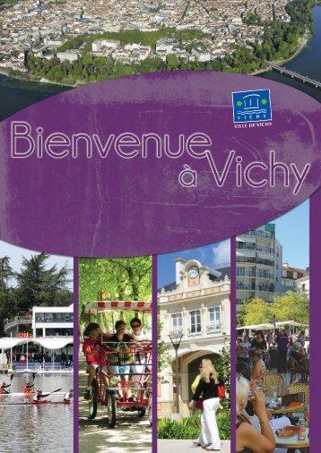 Numéros utiles, infos pratiques : télécharger la brochure ICI - Vichy