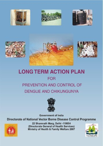 Long Term Action Plan - NVBDCP