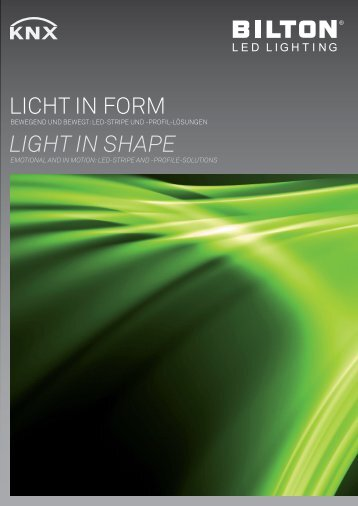 licht in ForM Light in shape