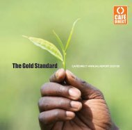 Annual Report 2007-2008 - Cafedirect