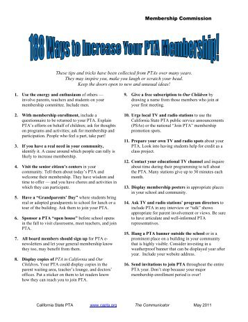 how to become a pta in california