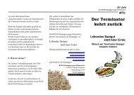 Flyer im PDF-Format - Biopiraterie