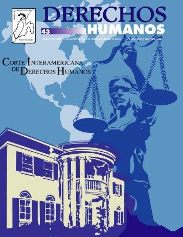 Corte Interamericana de Derechos Humanos - codhem