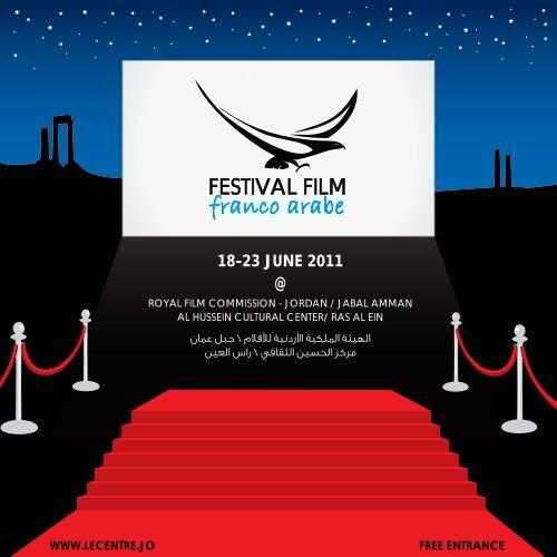 franco arabe - The Royal Film Commission Jordan