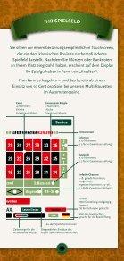 Spielbeschreibung Multi-Roulette - Spielbanken Niedersachsen ... - Seite 3