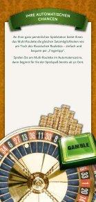 Spielbeschreibung Multi-Roulette - Spielbanken Niedersachsen ... - Seite 6