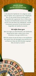 Spielbeschreibung Multi-Roulette - Spielbanken Niedersachsen ... - Seite 7