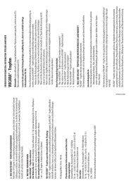VOCARA® - Tropfen W - Richard Bittner AG