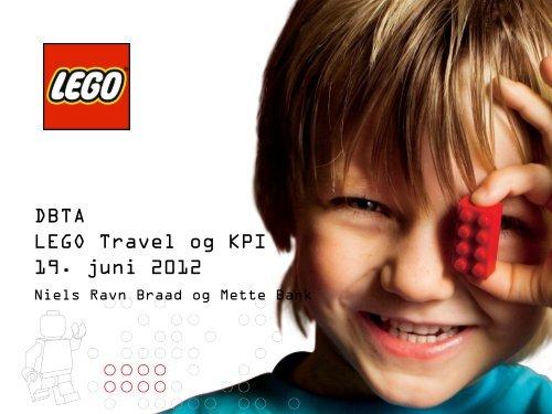 Mette Bank og Niels Ravn Braad, LEGO - DBTA