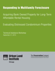Acquiring Bank Owned Property for Long-Term Affordable
