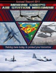 Annual Report 2011 - Marine Corps Air Station Miramar