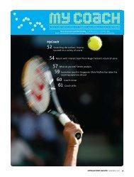 MyCoach - Tennis Australia