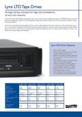 Lynx Tape Drive Family - Lynx Technologies - Page 3