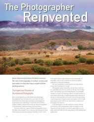 The Photographer Reinvented - Iconic Images International